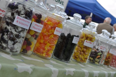 fete stall