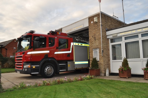 Fenny Compton Fire Station,