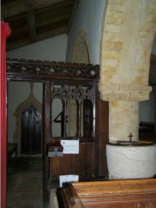 A guide through the church